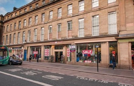 Newcastle upon Tyne, 105 – 109 Grainger Street