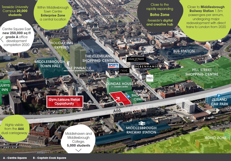 Middlesbrough, Dundas Leisure Opportunity, Wilson Street