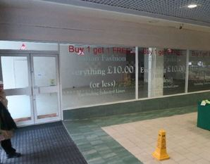 Whitley Bay, Unit 1 Park View Shopping Centre