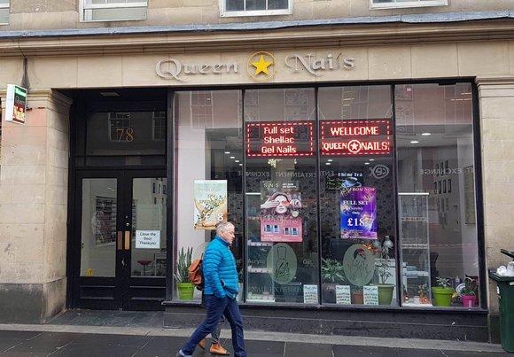 Newcastle upon Tyne, 78 – 80 Grainger Street