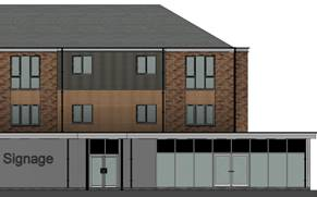 Newcastle upon Tyne, Parkway Assisted Living Development
