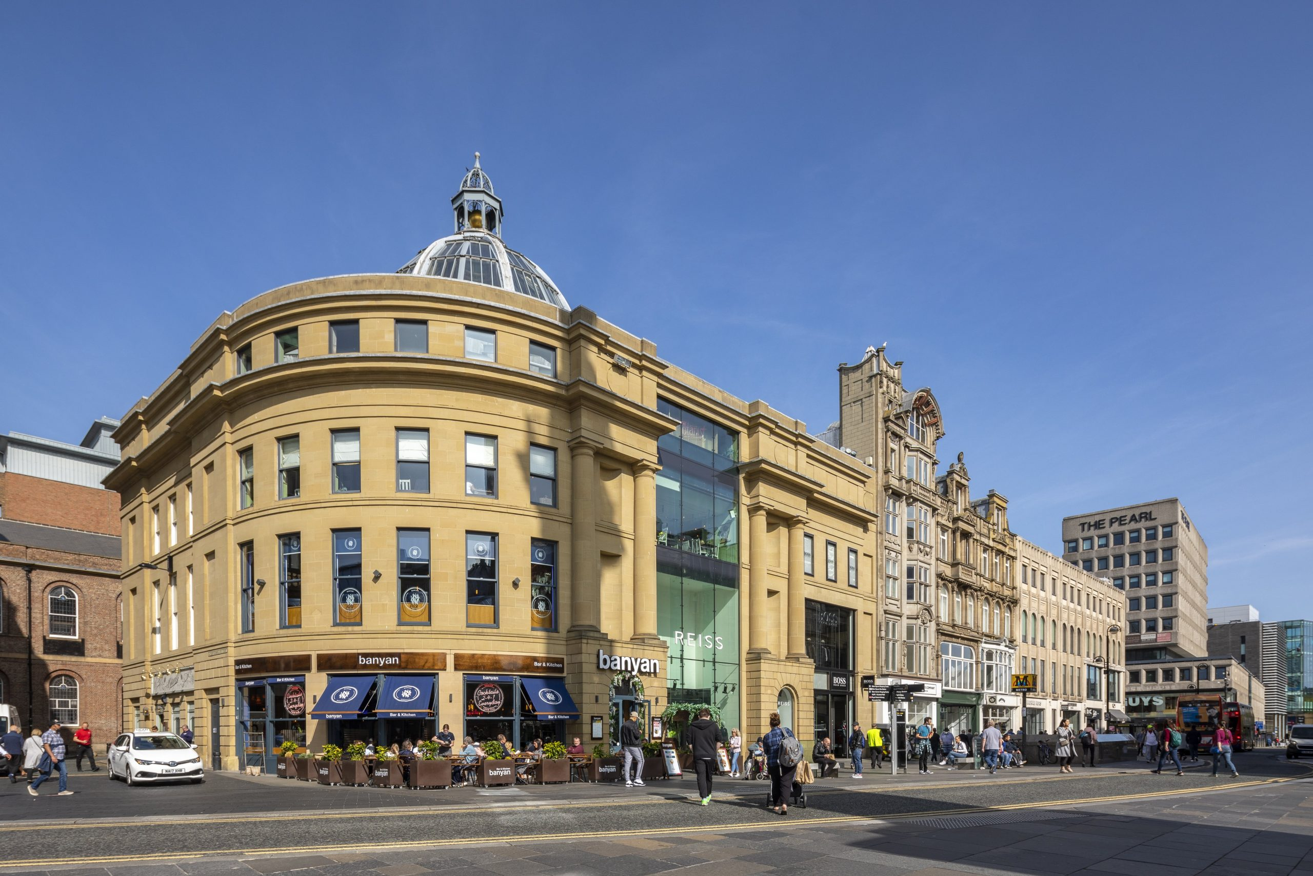 Newcastle upon Tyne, Unit 9 Monument Mall
